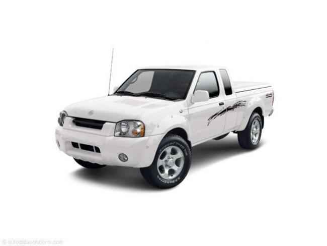 2002 Nissan Frontier XE Truck