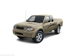 Used 2002 Nissan Frontier in Johnson City