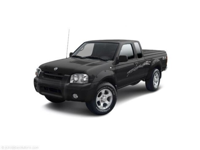 2002 Nissan Frontier Truck King Cab