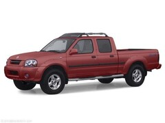 2002 Nissan Frontier XE-V6 Truck Standard Bed Crew Cab