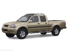 2002 Nissan Frontier Truck Long Bed Crew Cab