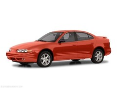 2002 Oldsmobile Alero Sedan