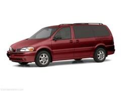 2002 Oldsmobile Silhouette GLS GLS  Extended Mini-Van