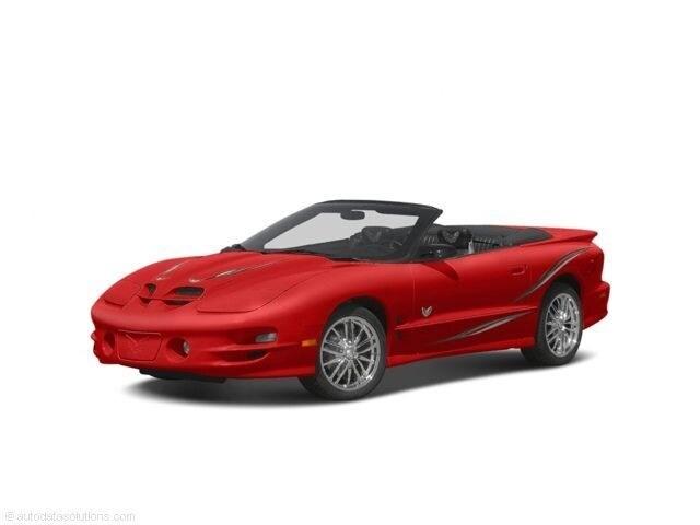 2002 Pontiac Firebird Base Convertible