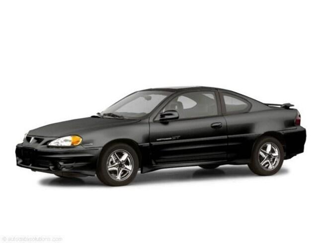 2002 Pontiac Grand Am SE Coupe