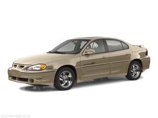 2002 Pontiac Grand Am SE1 Sedan