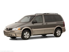 2002 Pontiac Montana with 6-Passenger Seating Mini-van, Passenger