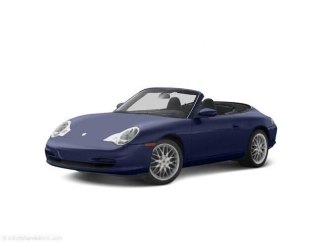 2002 Porsche 911 Carrera Convertible