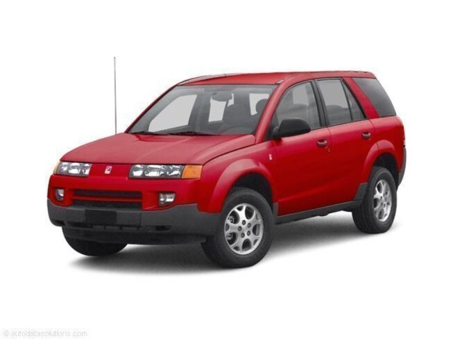 Used 2002 Saturn Vue For Sale Machesney Park Il