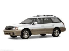 2002 Subaru Outback Base w/All Weather Pkg. Wagon
