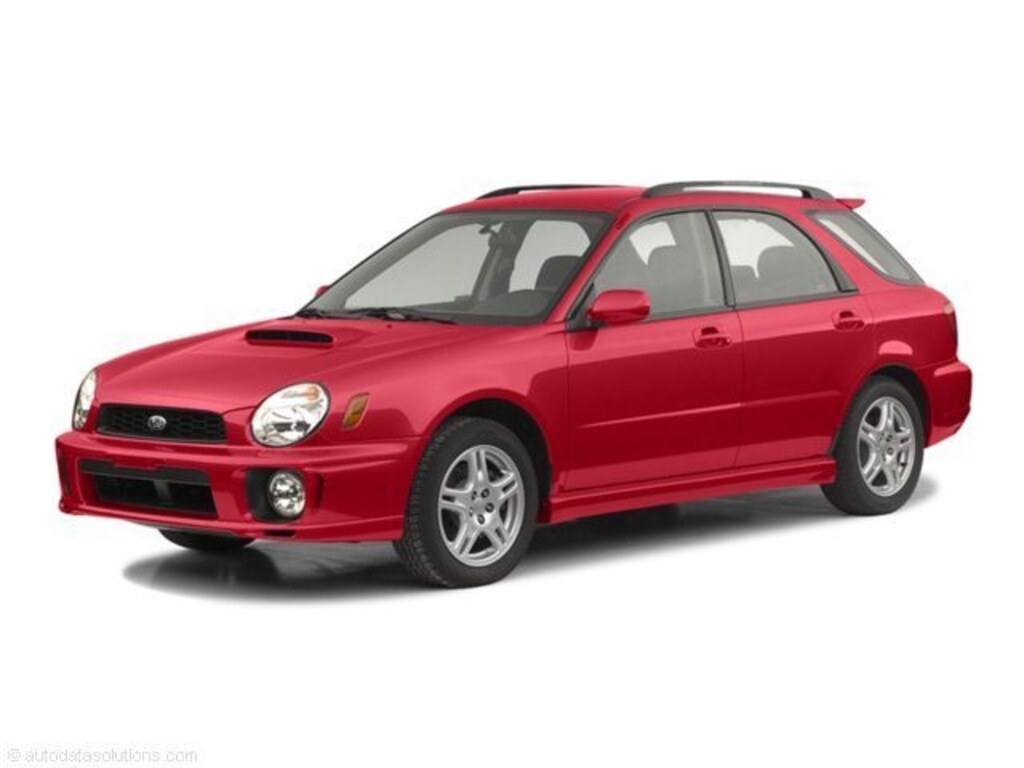 Used 2002 Subaru Impreza WRX For Sale in Grand Junction, CO | VIN