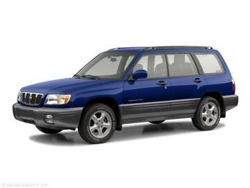 2002 Subaru Forester SUV