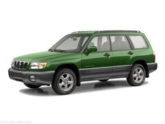 Used 2002 Subaru Forester L SUV KT722460 for sale in Port Richey, FL