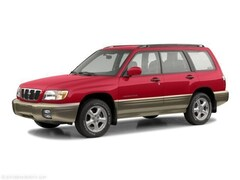 2002 Subaru Forester S SUV JF1SF655X2G737706