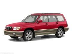 2002 Subaru Forester S AWD S  Wagon