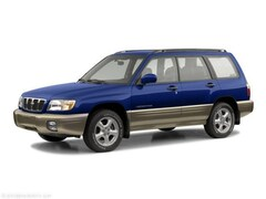 Used 2002 Subaru Forester S AWD S  Wagon in Colorado Springs CO