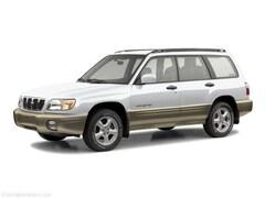 2002 Subaru Forester S w/Premium Package SUV