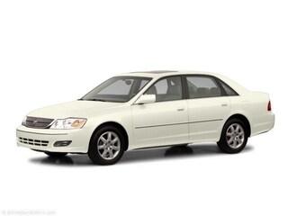 2002 Toyota Avalon XL Sedan