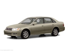 2002 Toyota Avalon XLS Sedan