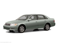 2002 Toyota Avalon Sedan
