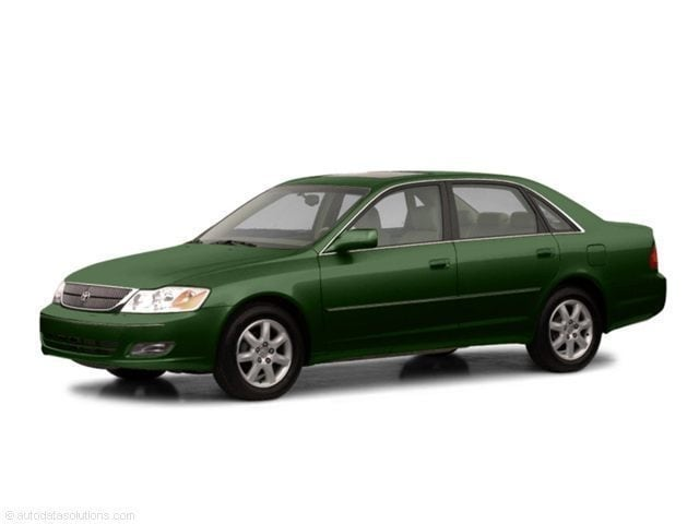 2002 Toyota Avalon XL w/Bucket Seats Sedan