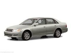 2002 Toyota Avalon XLS w/Bucket Seats Sedan
