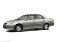 2002 Toyota Camry Sedan