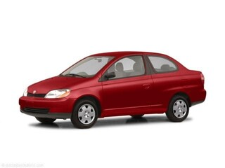 2002 Toyota Echo Base Sedan