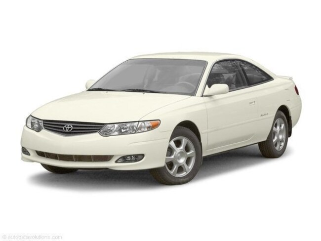 Used 2002 Toyota Camry Solara Solara Coupe for sale in San Antonio, TX.