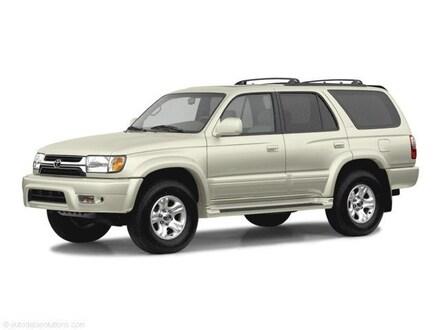 2002 Toyota 4Runner SUV