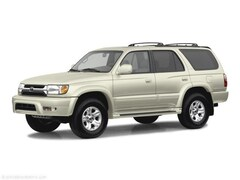 Used 2002 Toyota 4Runner SR5 SUV for sale in Hendersonville, NC