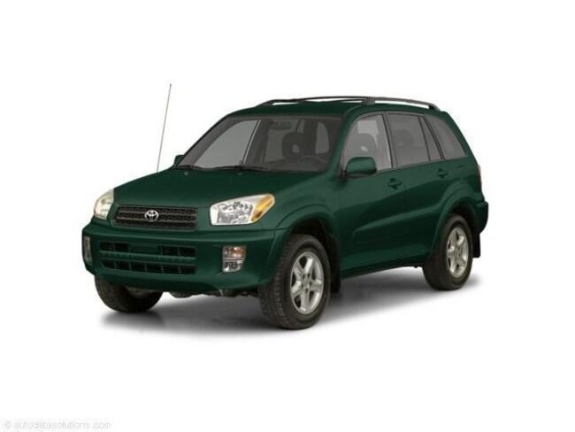 2002 Toyota RAV4 Base SUV