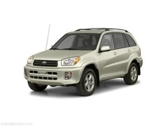 Used 2002 Toyota RAV4 Base SUV in Concord, CA
