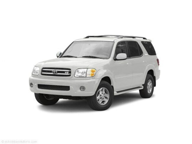 Used vehicle 2002 Toyota Sequoia SR5 V8 SUV for sale near you in Lakewood, CO
