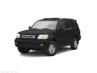 2002 Toyota Sequoia Limited SUV