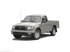 2002 Toyota Tacoma Reg Cab Manual (Natl) Truck Regular Cab