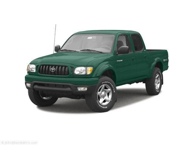 Used 2002 Toyota Tacoma PreRunner V6 Truck Double Cab San Antonio