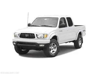 2002 Toyota Tacoma Base V6 Truck Double-Cab