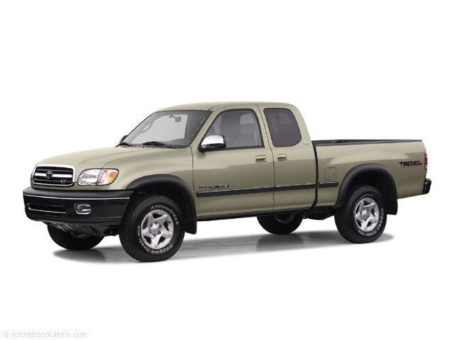 Used 2002 Toyota Tundra SR5 For Sale in Dublin CA