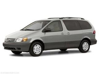 2002 Toyota Sienna CE Van