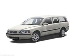 2002 Volvo V70 2.4 2.4  Wagon YV1SW61R421262036