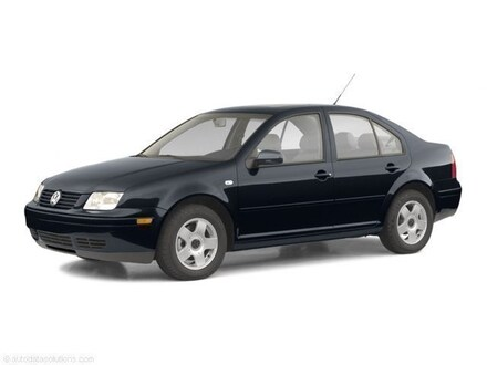 2002 Volkswagen Jetta GL Sedan
