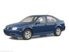 2002 Volkswagen Jetta Sedan GLS Sedan
