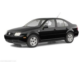 2002 Volkswagen Jetta GLS 1.8L Sedan