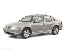 2002 Volkswagen Jetta GLS 1.8 GLS 1.8T Turbo Sedan
