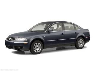 2002 Volkswagen Passat GLX Sedan