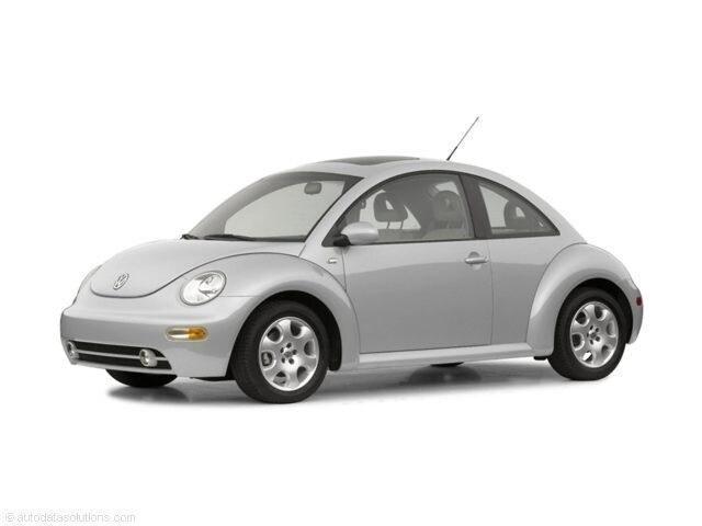 2002 Volkswagen New Beetle GLS Coupe
