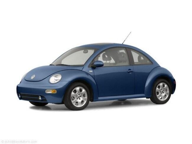 2002 Volkswagen New Beetle GLS GLS  Coupe