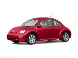2002 Volkswagen New Beetle Turbo S Hatchback