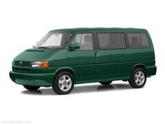 2002 Volkswagen Eurovan 3dr MV Mini-van, Passenger
